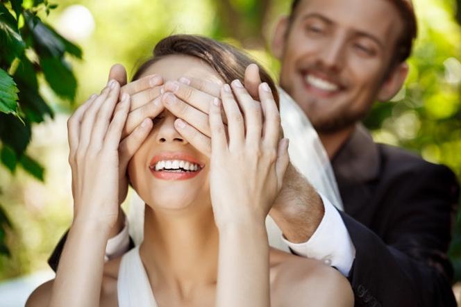 ژست عکاسی عروس و داماد -2