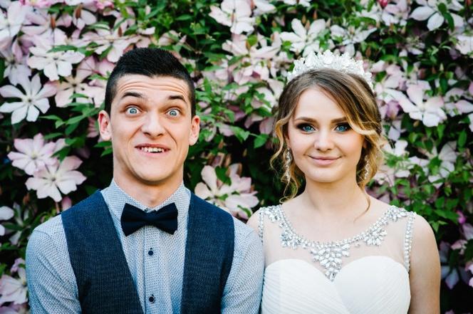 ژست عکاسی عروس و داماد -5