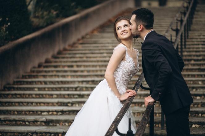 ژست عکاسی عروس و داماد -3