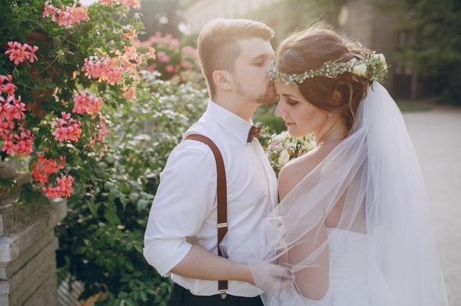 ژست عکاسی عروس و داماد -1